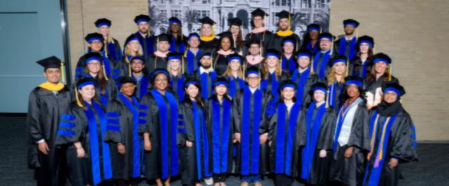 GSBS Graduates