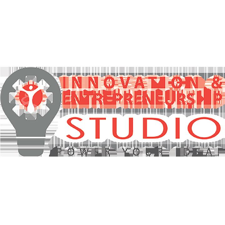 Innov&Entre Studio Button for Web
